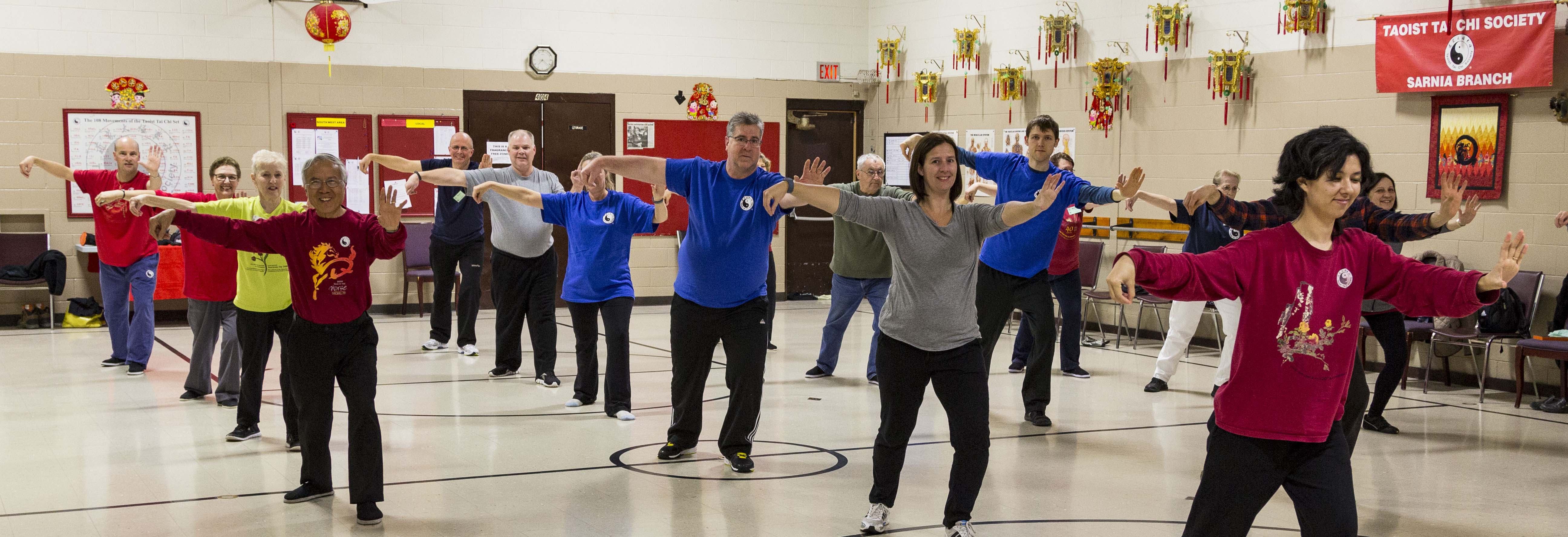 Nanaimo Introduction to Tai Chi