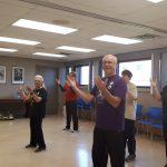 Sharing the Taoist Tai Chi® Arts at the Niagara Health Expo