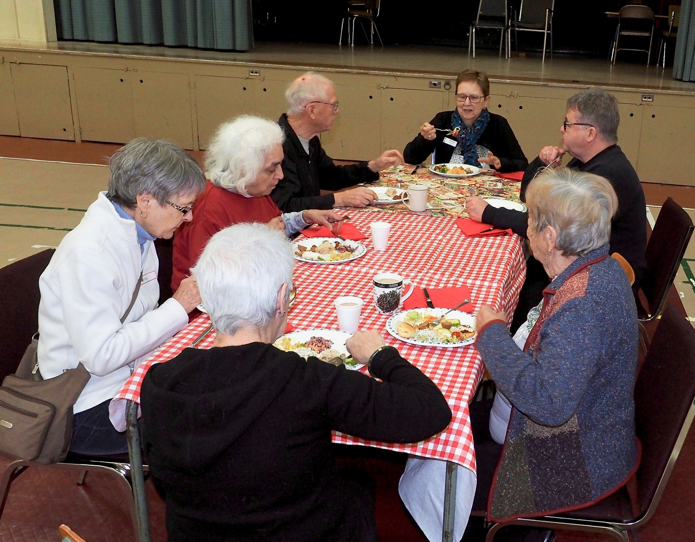 Celebrating International Seniors' Day in Oakville