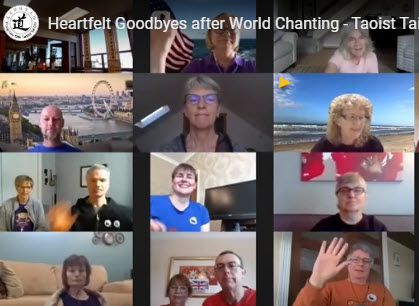 Chanting for the World