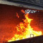 All Souls Festival – Burning the Offerings